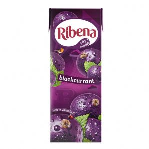Ribena Tetrabricks 24 x 250ml Blackcurrant
